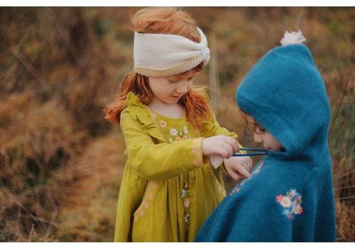 Louise Misha Headband Karola Cream