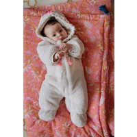 Jumpsuit Albania Cream