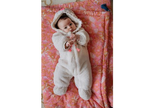 Louise Misha Jumpsuit Albania Cream