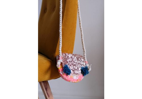Louise Misha Bag Cimca Coral Flower