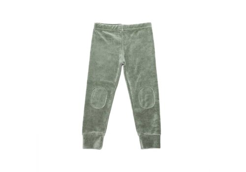 MINGO Winter Legging Duck Green