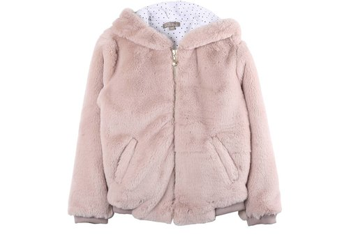 Emile et Ida Coat, Rose