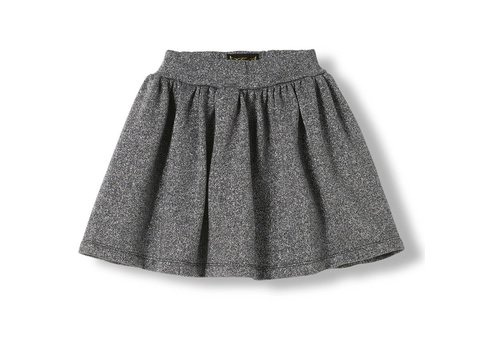 Finger in the nose Annix Glitter - Girl Knitted MIni Skirt