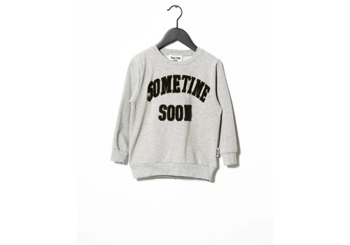 Sometime  Soon College Grey Melange