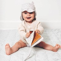 Betty Fabric Book
