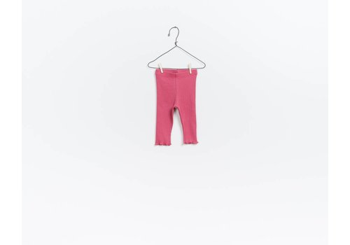 Play up Rib Legging Vintage Rose
