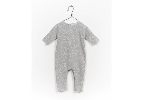 Play up Jacquard Jumpsuit