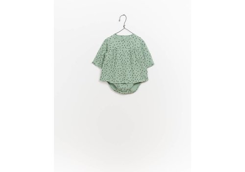 Play up Printed Jersey Bodysuit