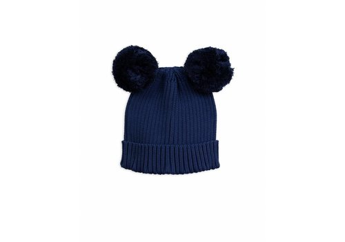 Mini Rodini Ear hat navy