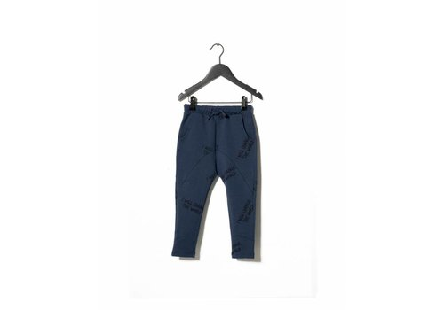 Sometime  Soon Milos Sweatpants, Navy