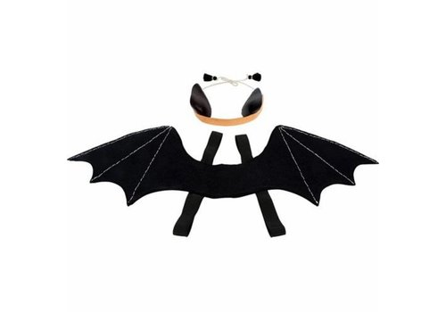 Meri Meri Halloween Bat Wings and Headdress