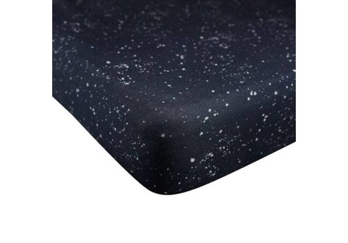 Mies & Co Fitted Sheet Cot, Galaxy Parisian Night