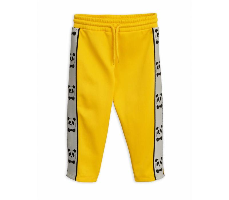Panda wct pants Yellow