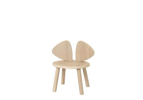 Nofred MOUSE CHAIR (2-5 YEARS) // OAK