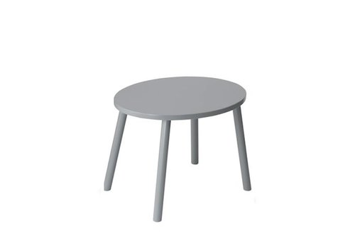 Nofred MOUSE TABLE (2-5 YEARS) // GREY