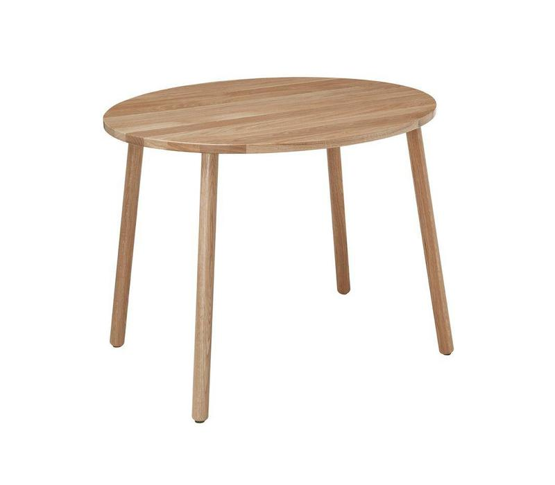 MOUSE TABLE SCHOOL (6-10 YEARS) // LACQUERED OAK