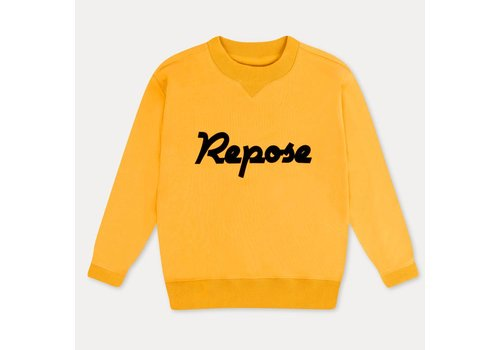 Repose AMS Classic Sweater, Rare Yellow Gold