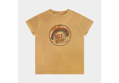 Repose AMS Tee Shirt, Sahara Sun
