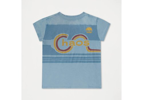 Repose AMS Tee Shirt, Weathered Dreamy Blue