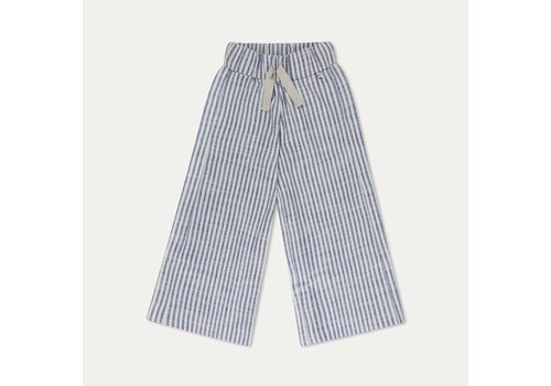 Repose AMS Culotte, Faded Sand Blue Stripe