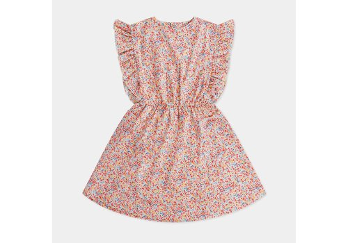 Repose AMS Misty Ruffle Dress, Liberty Flower