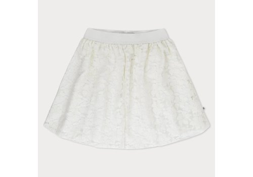 Repose AMS Midi Lace Skirt, Spring Breeze Flower