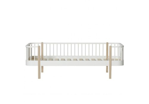 Oliver Furniture WOOD DAY BED 90X200 WHITE-OAK