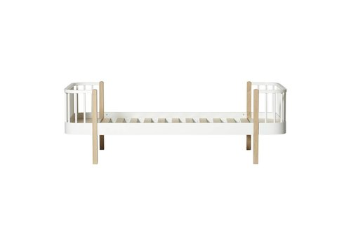 Oliver Furniture WOOD BED 90X200 WHITE-OAK