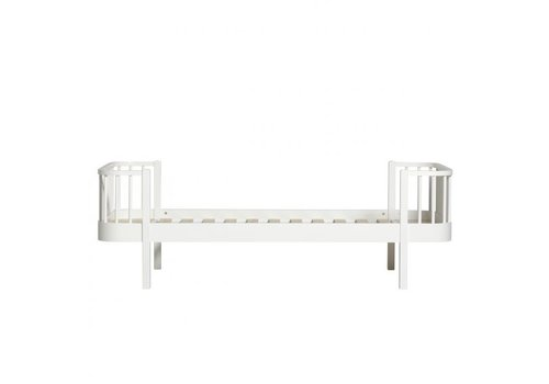 Oliver Furniture WOOD BED 90X200 WHITE