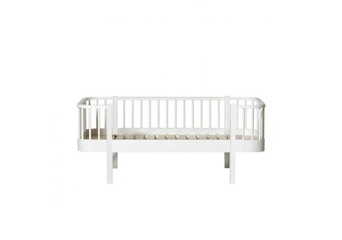 Oliver Furniture WOOD JUNIOR DAY BED 90X160 WHITE