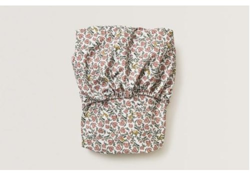 Garbo & Friends Floral Vine Adult Fitted Sheet