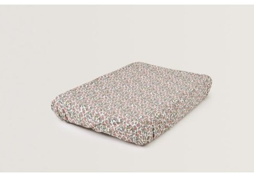 Garbo & Friends Floral Vine Changing Mat Cover