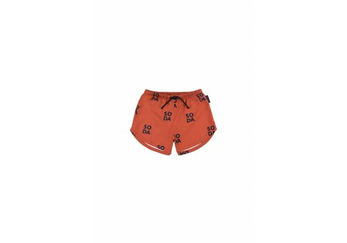 Tiny Cottons Soda Trunks Sienna/Navy