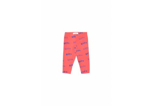 Tiny Cottons BFF's Pant Light Red/ Ultramarine