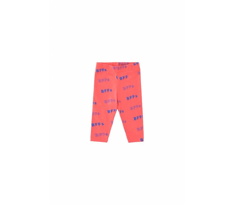 BFF's Pant Light Red/ Ultramarine