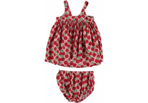 Stella McCartney Kids Cherry Dress Cherry Spot On 1base