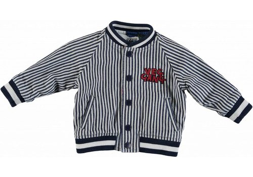 Stella McCartney Kids Veg Gang Jkt Stripes