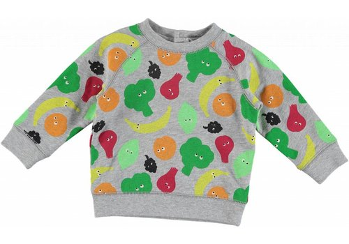 Stella McCartney Kids Fruit Sweat Fruit Siluette 10 Ba