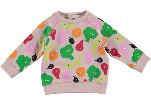 Stella McCartney Kids Fruit Sweat Fruit Siluette Pearl