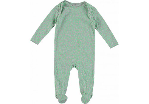 Stella McCartney Kids Dots Pijama Fluro Green Dots Gre
