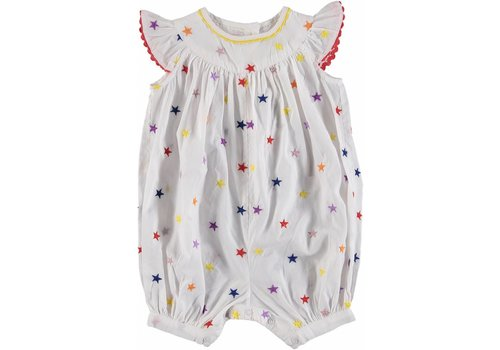 Stella McCartney Kids Multic Embro Stars All In One Embr Multicol Stars