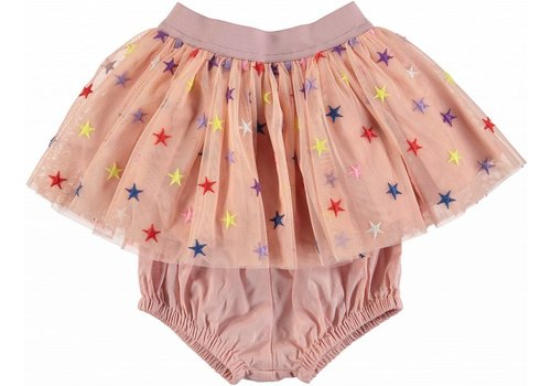 Stella McCartney Kids Multic. Embro Stars Skirt Multicolor Stars 1