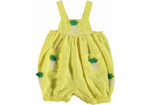Stella McCartney Kids Pineapple All In One Lemon