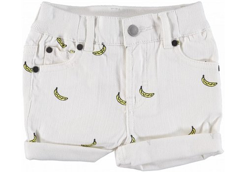 Stella McCartney Kids Bananas Shorts Small Banana Aop Den