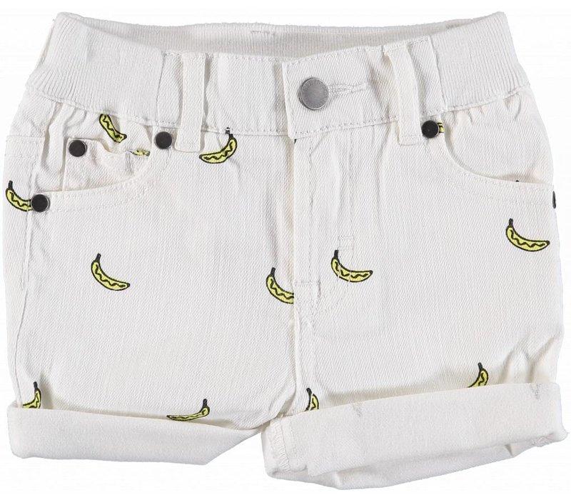 Bananas Shorts Small Banana Aop Den