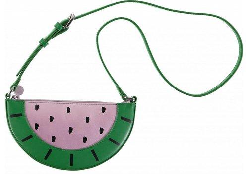 Stella McCartney Kids Watermelon Bag Palm Green