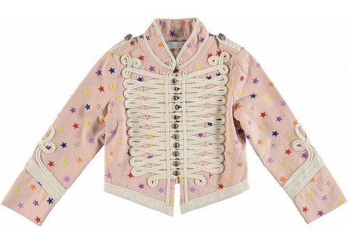 Stella McCartney Kids Multic.Embro Stars Jkt Multicolor Stars 1
