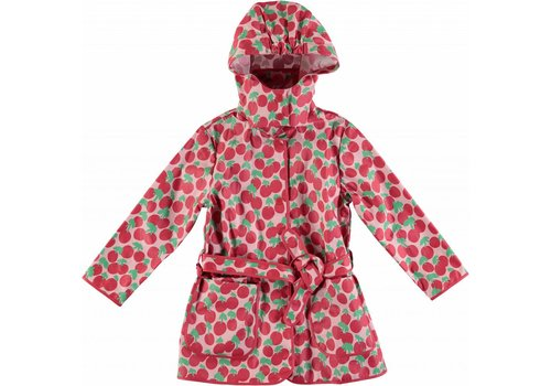 Stella McCartney Kids Cherry Raincoat Cherry Spot On 1base