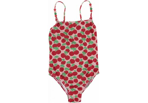 Stella McCartney Kids Cherry Swimsuit Cherry Spot On 1base