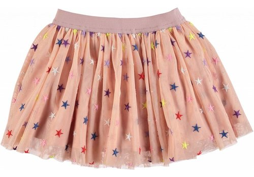 Stella McCartney Kids Multic. Embro Stars Tulle Skir Multicolor Stars 1